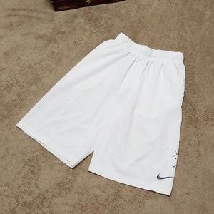 NIKE boys dri-fit shorts.